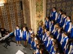 Koncert Kühnova dětského sboru