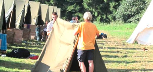 Bigy tábor
