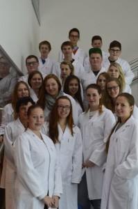 Pozdrav studentů z Rakouska