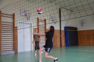 volejbalový kroužek